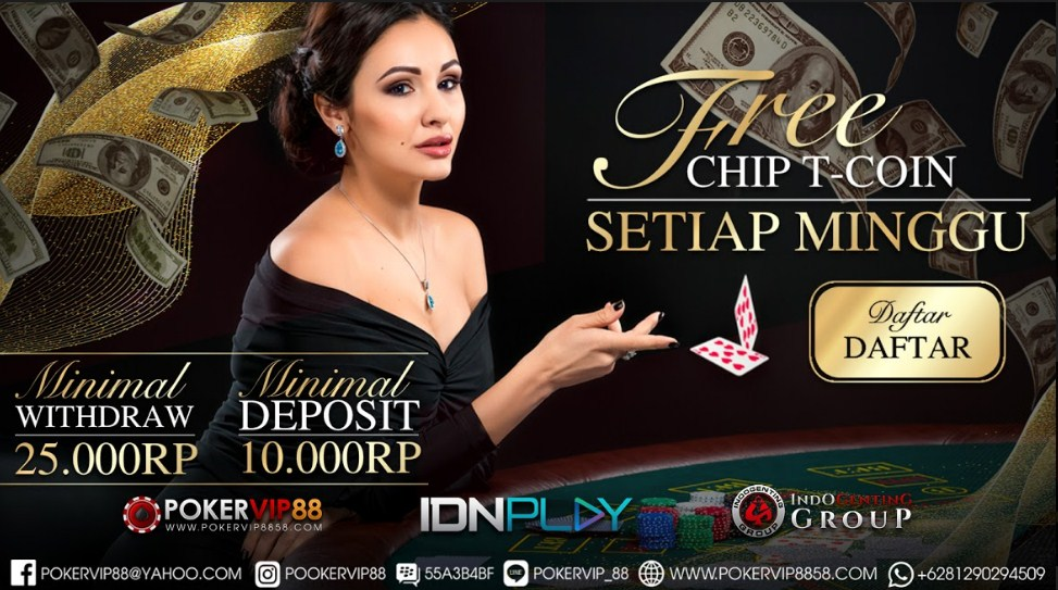 PROMO BONUS DI WEBSITE INDOGENTING GROUP